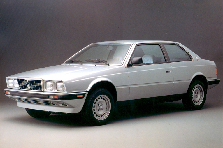 Maserati Biturbo Models and Production - A breakdown of what models
